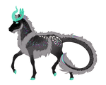 N4408 Padro Foal Design for tricryptid