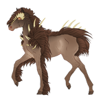 N6367 Padro Foal Design for MistMasquerade