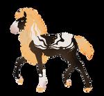 N7683 Padro Foal Design