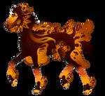 N7707 Padro Foal Design