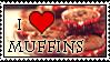 Stamp 1 muffins by Nigrita