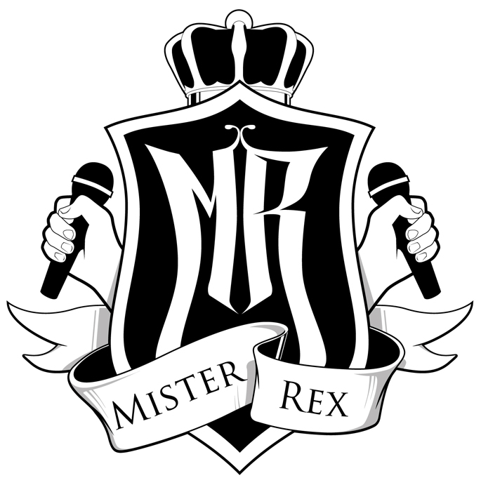 Mister Rex Logo Design By Kings14 On Deviantart