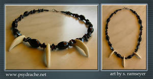 Coyote Fangs Necklace