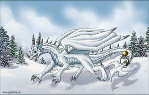 Winter Wonder Land by Psydrache