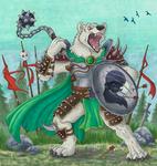 Emeryn the Bear Warrior