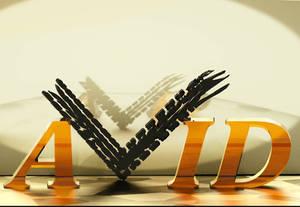 Avid 3D Logo