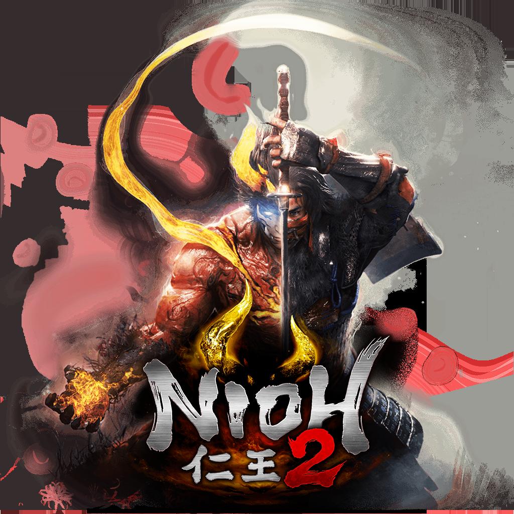 """Картинки по запросу """"Nioh 2 logo"""""""