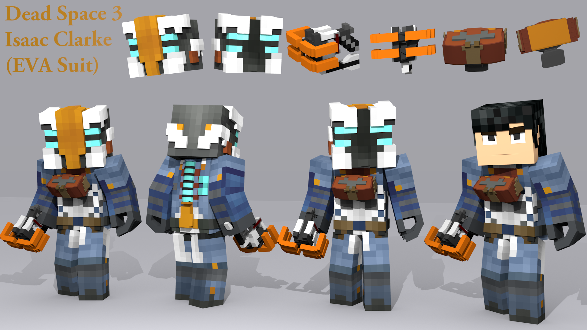 how to make a suit of armor in minecraft