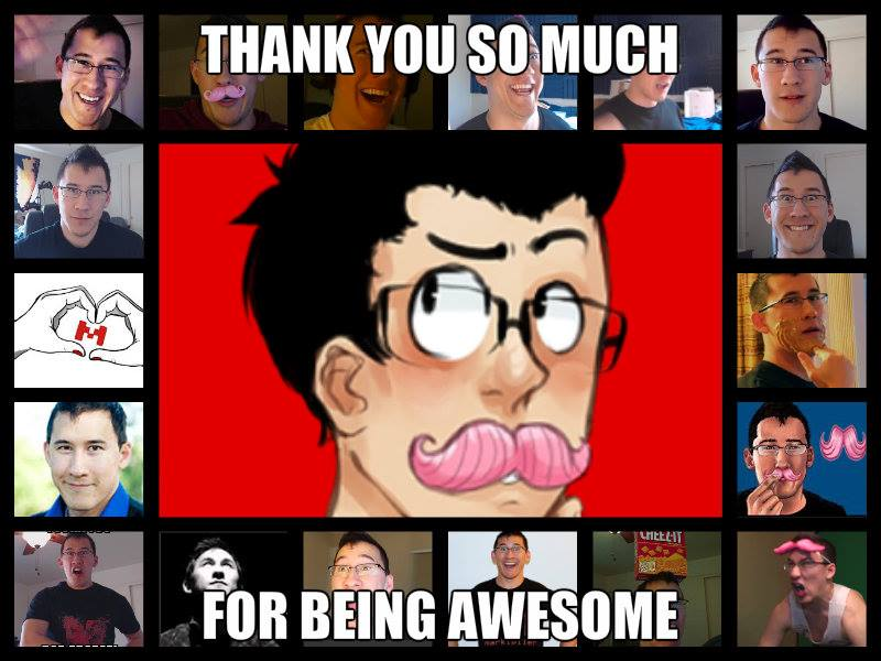 Thank U Mark by Sailorfan1