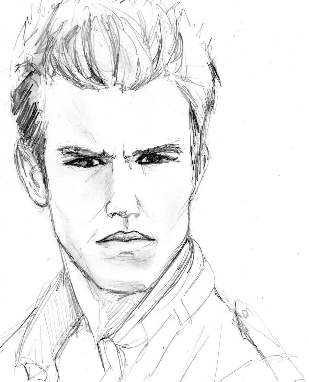 Vampire Diaries Stefan by Graymalkin2112