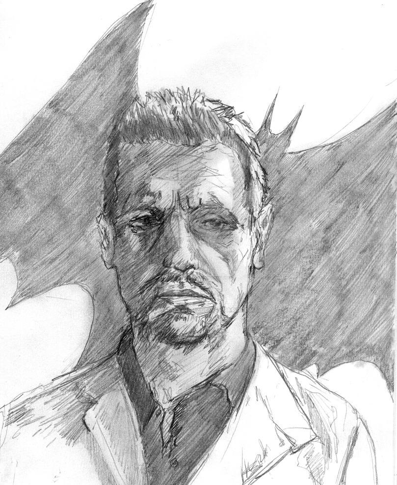 Ra's al Ghul - Batman Begins by Graymalkin2112