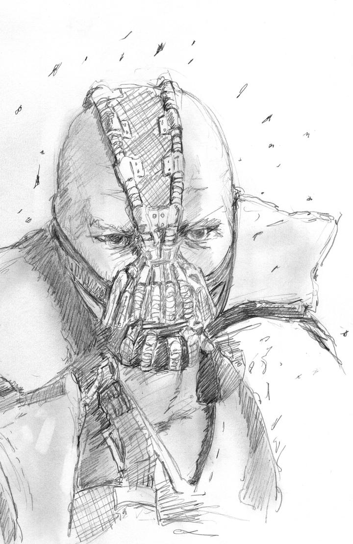 Bane: Dark Knight Rises by Graymalkin2112