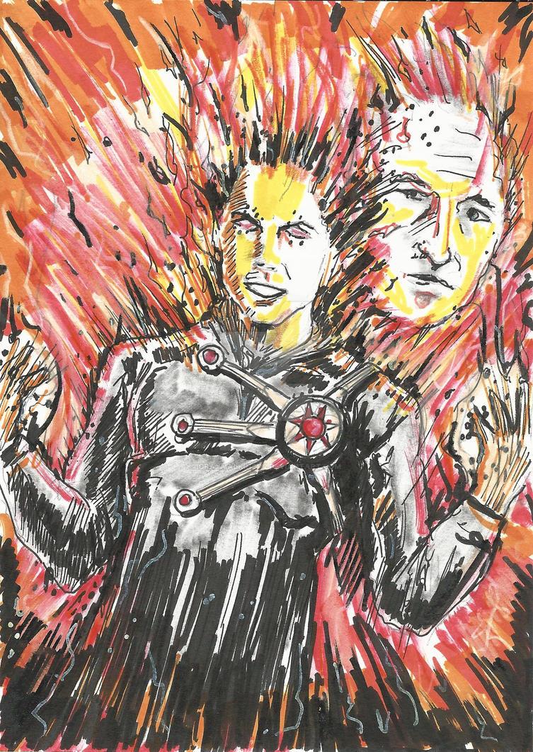 Firestorm CW by Graymalkin2112