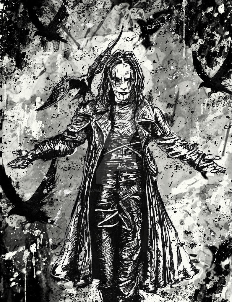 The Crow by Graymalkin2112