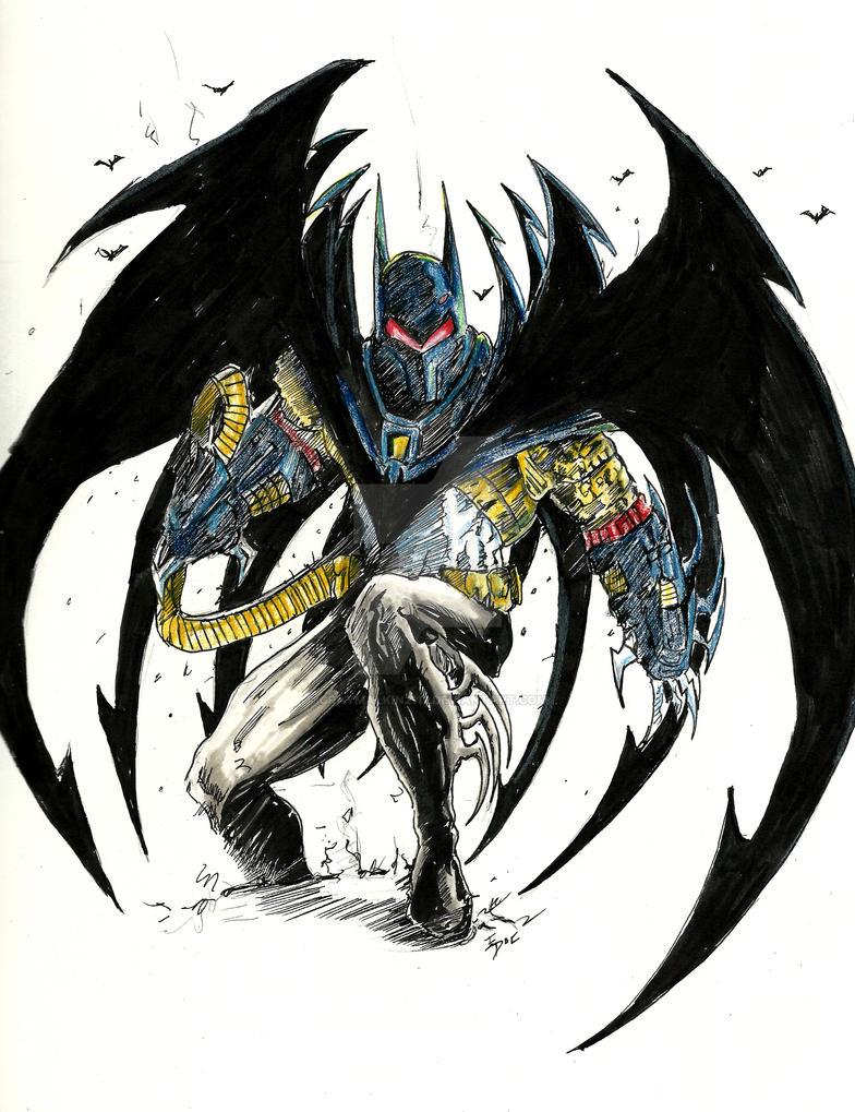 Azbat Knightsend by Graymalkin2112