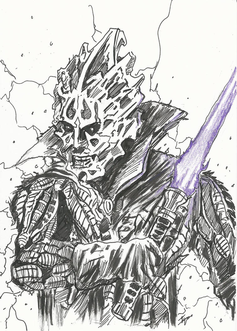 Knights of the Old Republic: Darth Bane by Graymalkin2112