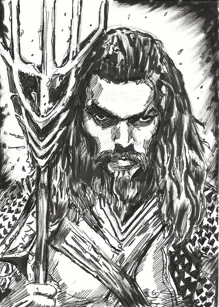 Aquaman by Graymalkin2112