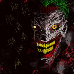 Joker Death of the Family