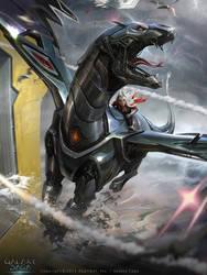 Gilda Dragoneer by MatiasMurad