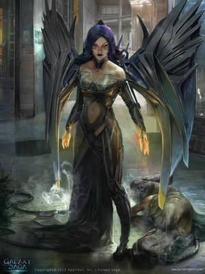 Angel by MatiasMurad