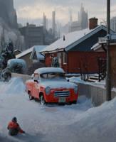 Nordic atmosphere