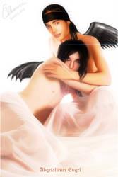 Fallen Angels by e-leonora