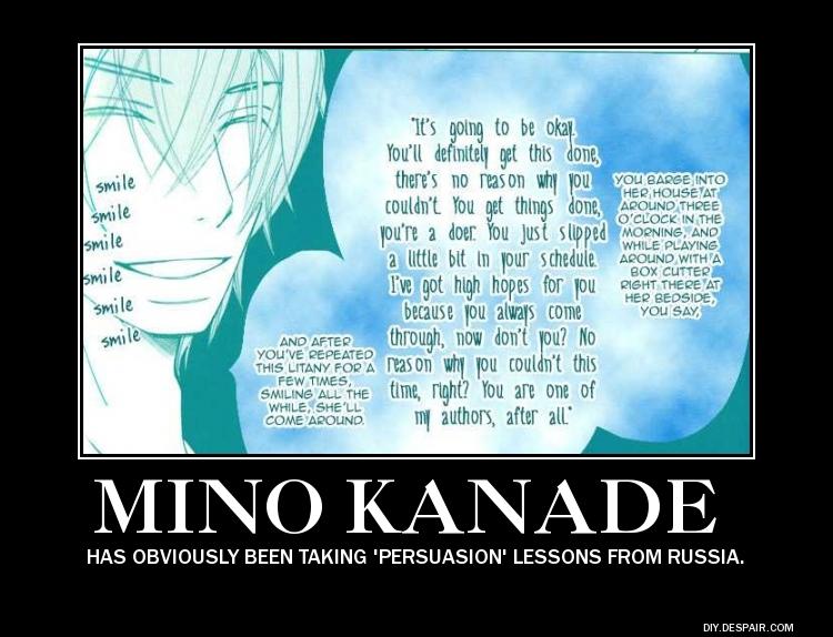 Mino Kanade ... by ellahello