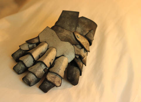 Cosplay Metal hand
