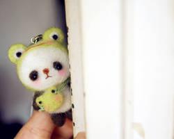 Yeah Panda by doily