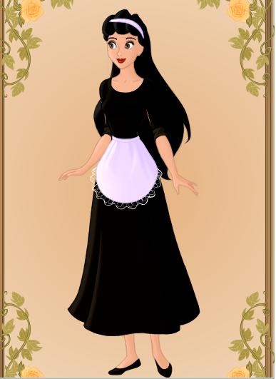 Mankiller (Maid) by Paula432