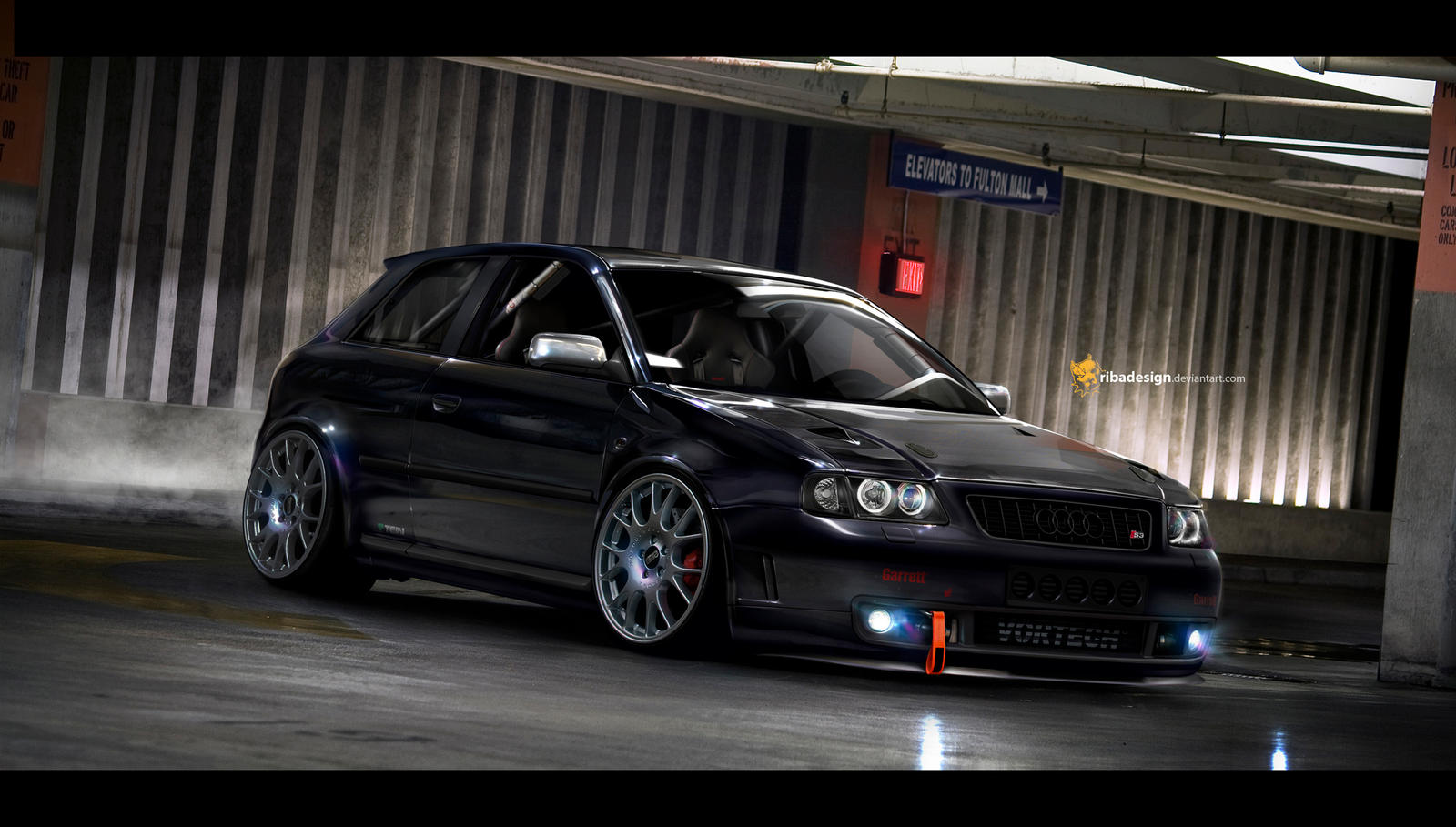 Audi S3 Weekend Warrior by RibaDesign