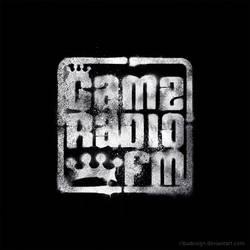 GAME FM logo remake by RibaDesign