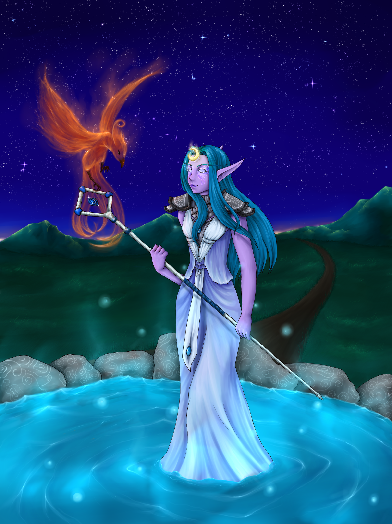 Mia rose night elf nsfw pictures