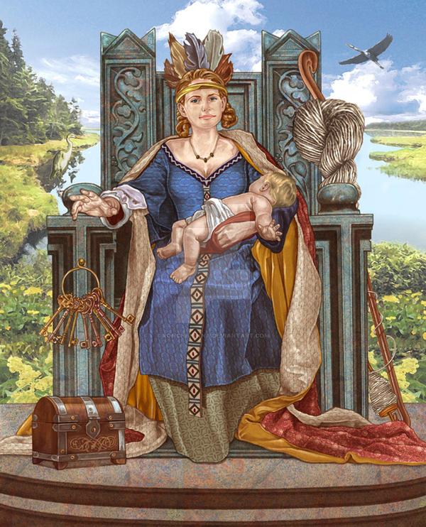Frigga, Queen of Asgard