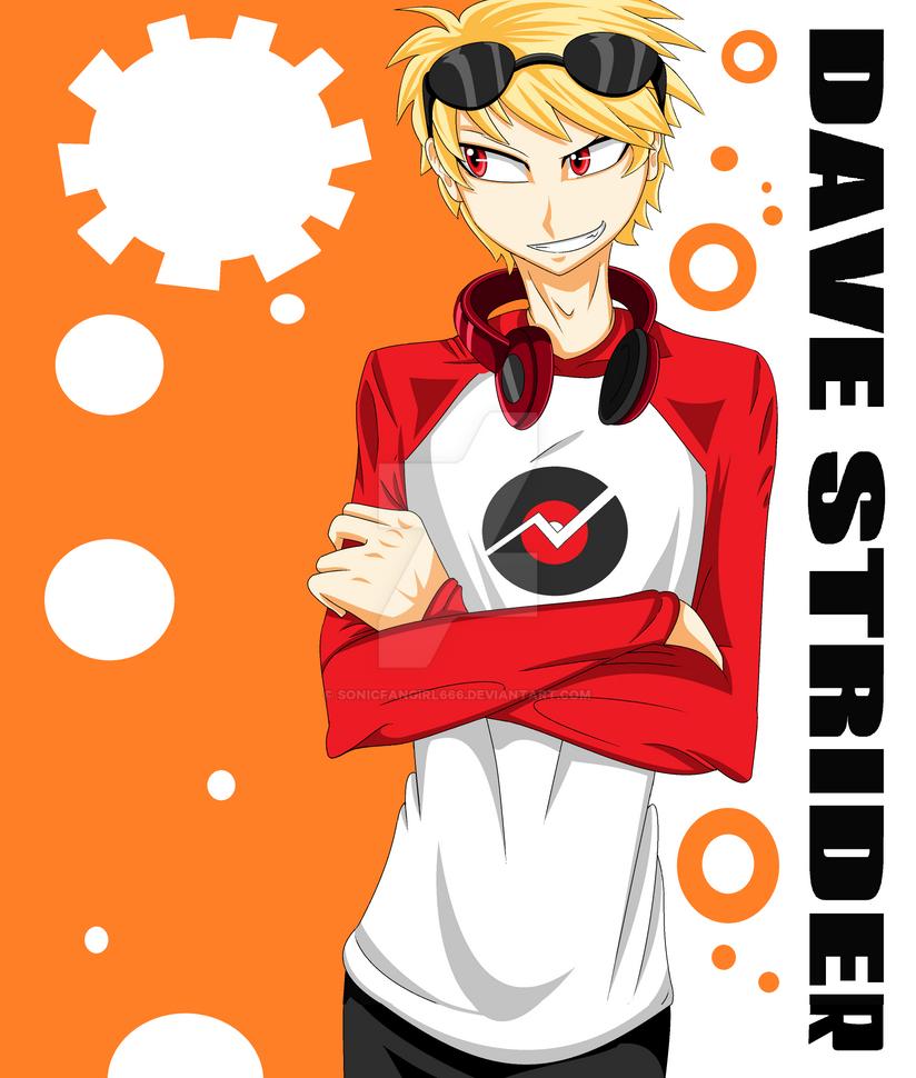 Dave Strider by sonicfangirl666
