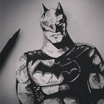 Batman by giantdragon