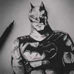 Batman by giantdragon