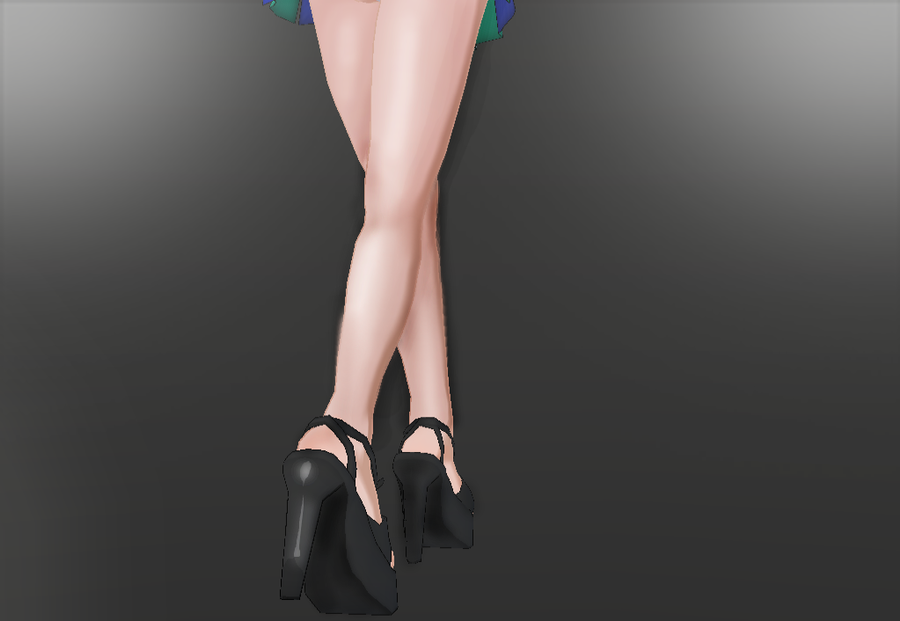 3dcg Shoes :) by brenokisch