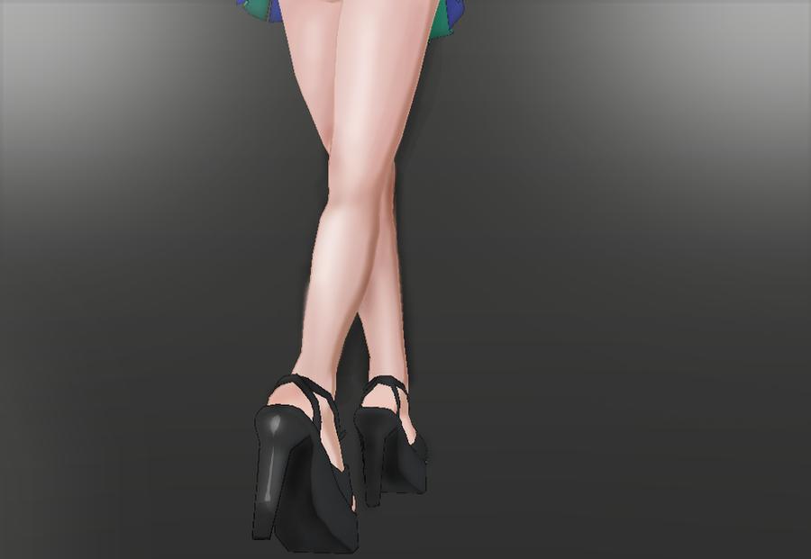 3dcg Shoes :) by brenokisch