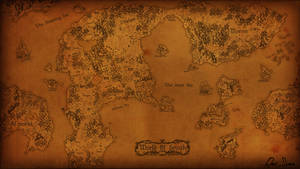 Map of Erinth