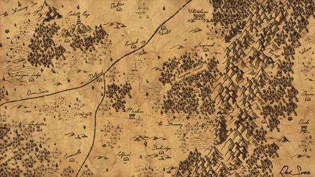 Map of Laressa