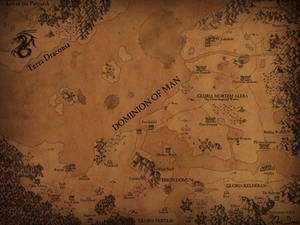 Map of the Dominion of Man