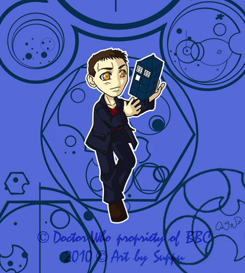 Doctor Who - 9th Doctor