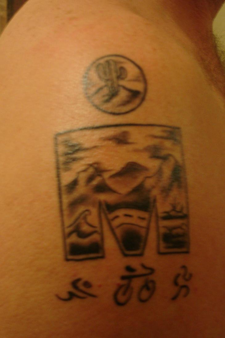 Ironman tattoo by IamJER