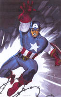 Captain_America_chriss2d by CDL113