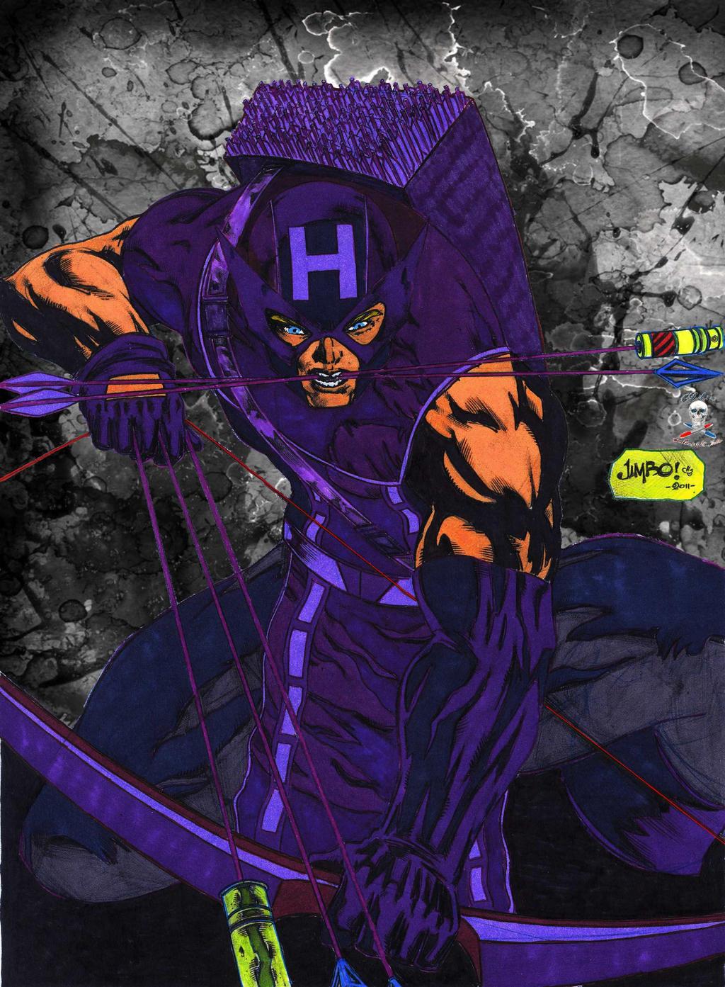 Hawkeye   colab by CDL113
