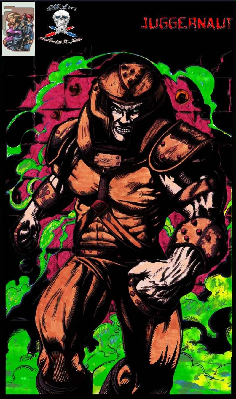 Juggernaut   colab by CDL113