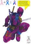 Deadpool  vs Cancer      colab