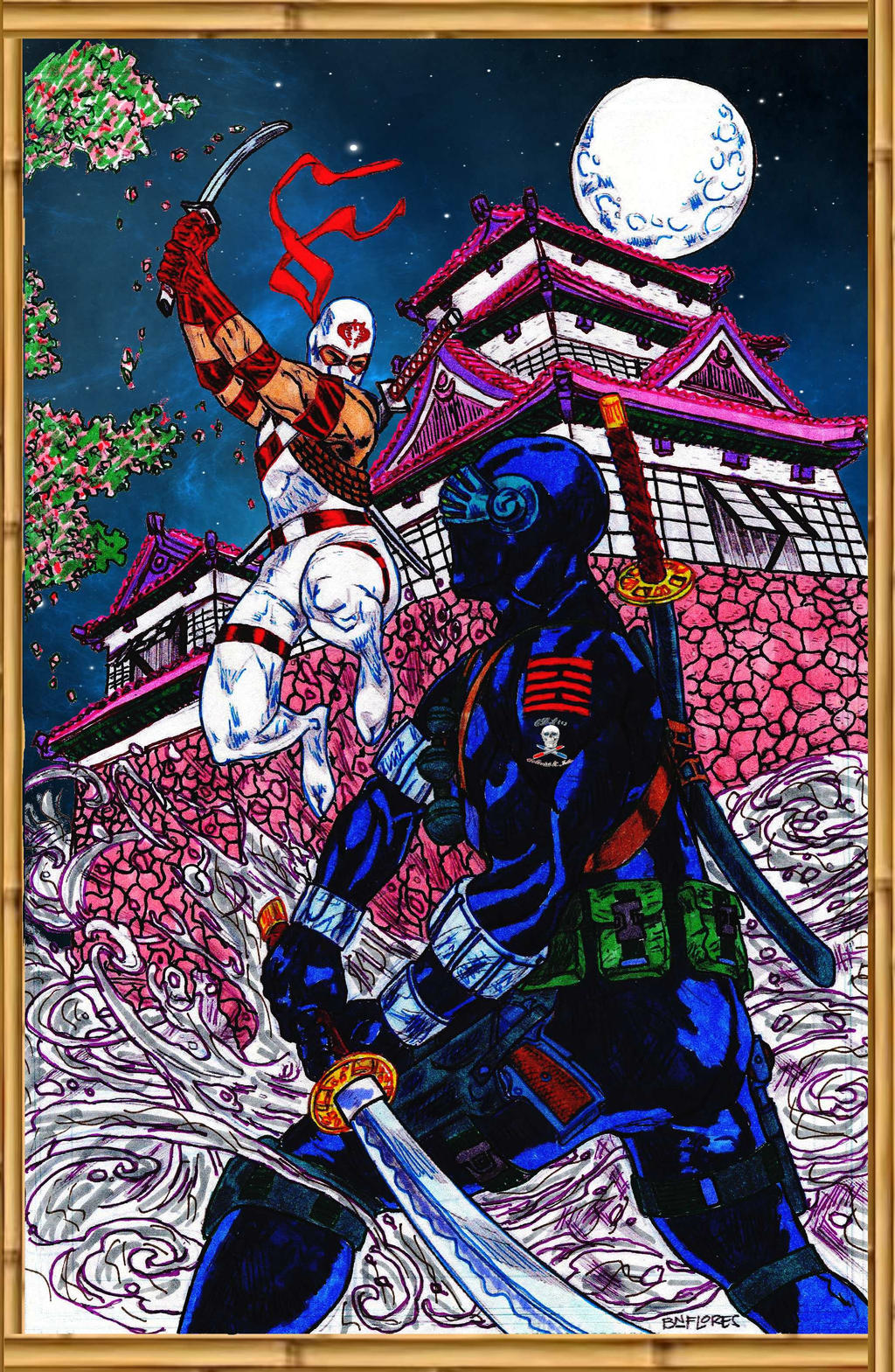 storm shadow and snake eyes relationship test