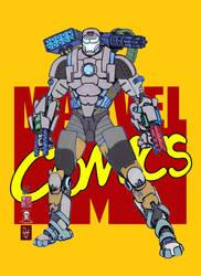 War Machine by CDL113